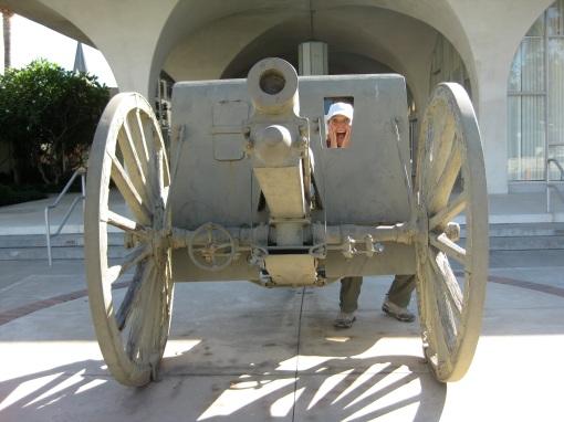 cannonshot
