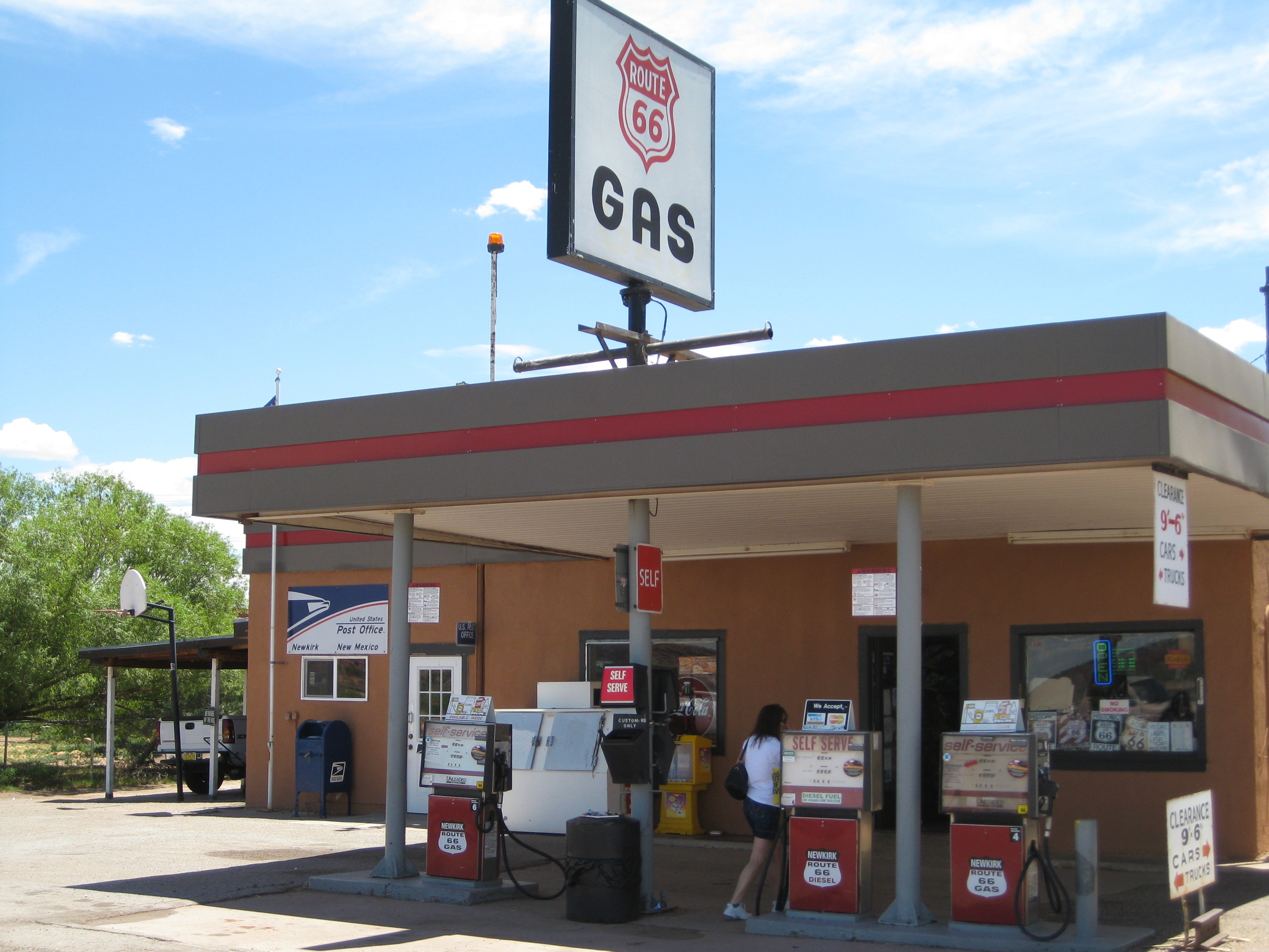 Whole Towns For Sale Route 66 Geocaching With Emc Of Northridge Ca
