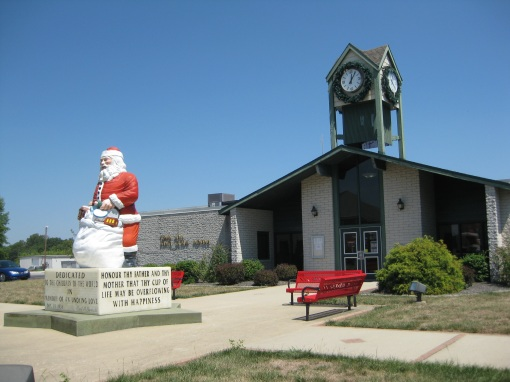 SClaus town hall